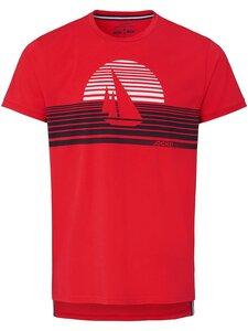 Schlaf-Shirt 1/2-Arm Jockey rot Größe: 58