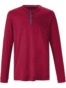 Schlaf-Shirt Jockey rot Größe: 48