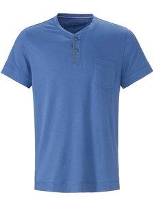 Schlaf-Shirt Jockey blau Größe: 48
