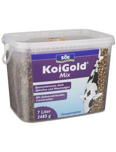 Teichfischfutter »KoiGold«, 7 l, 2400 g