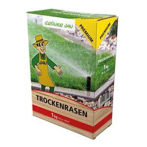 Grüner Jan Premium Trockenrasen 1kg