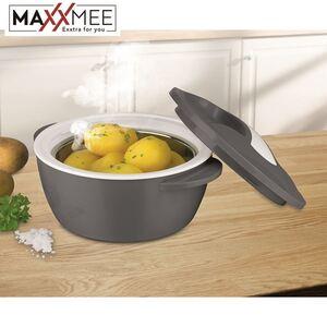 MAXXMEE Mikrowellen-Thermoschüssel 850ml