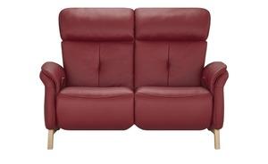 himolla Einzelsofa  4708 - rot - Polstermöbel