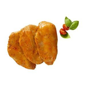 Frische Italienische Hähnchenbrustschnitzel Teilstu?cke, versch mariniert, je 1 kg
