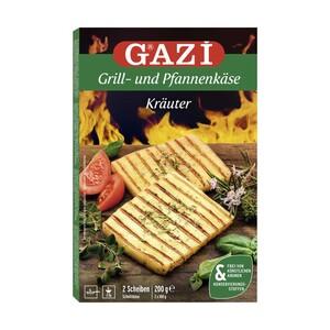 Gazi Grill- und Pfannenkäse 45 % Fett i. Tr., versch. Sorten, jede 200-g-Packung