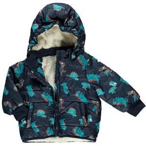Baby Winterjacke mit Kapuze