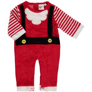 Baby Weihnachtsstrampler