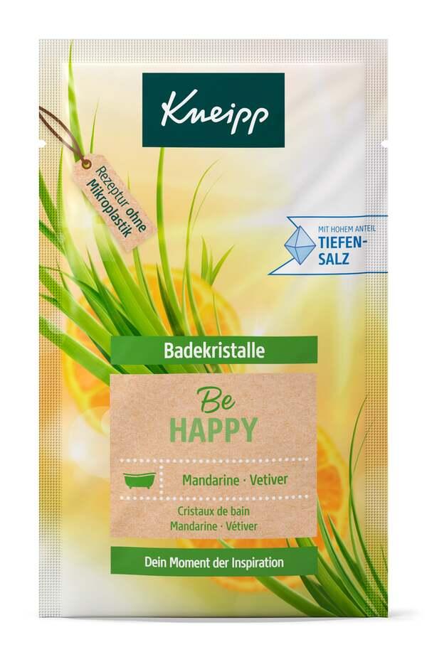 Kneipp Badekristalle Be Happy 60 g