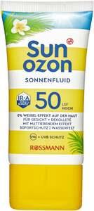 Sunozon Classic Sonnenfluid LSF 50