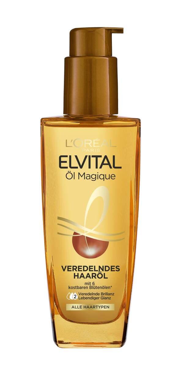 Bild 1 von L'Oréal Paris Elvital Öl Magique Für alle Haartypen 100ml