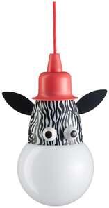 IDEENWELT LED-Kinderziehleuchte Zebra