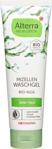 Alterra NATURKOSMETIK Mizellen Waschgel Bio-Alge