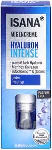 ISANA Augencreme Hyaluron Intense