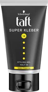 Schwarzkopf Taft Power Gel Super Kleber Haltegrad 14 - sehr starker Halt