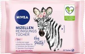 NIVEA Mizellen Reinigungstücher 3in1 Hey Pretty!