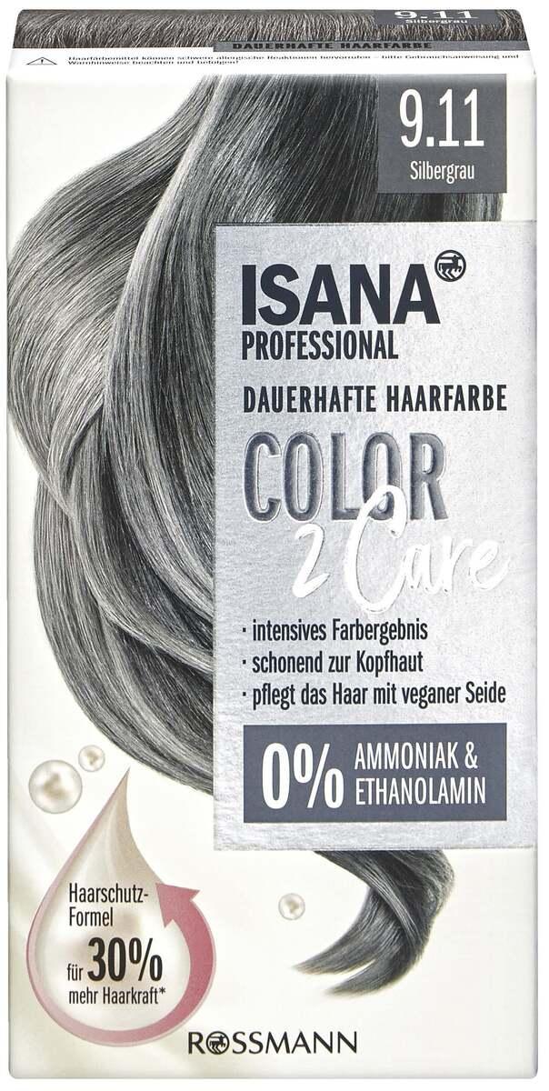 Bild 1 von ISANA PROFESSIONAL Color2Care 9.11 Silbergrau