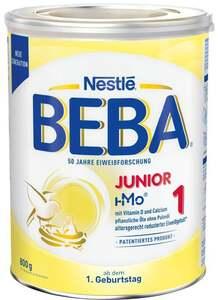 BEBA Junior 1 ab dem 1. Geburtstag
