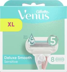 Gillette Venus Deluxe Smooth Sensitive Rasierklingen