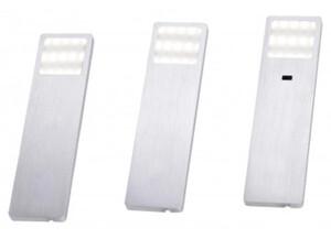 LED-Unterbauleuchte 1120-95-3 3er-Set mit Sensorschalter