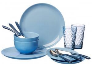 Ritzenhoff & Breker Kombiset Fresh 14-tlg. blau
