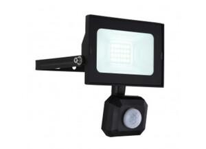 LED-Außenleuchte 34248BS Bewegungssensor schwarz