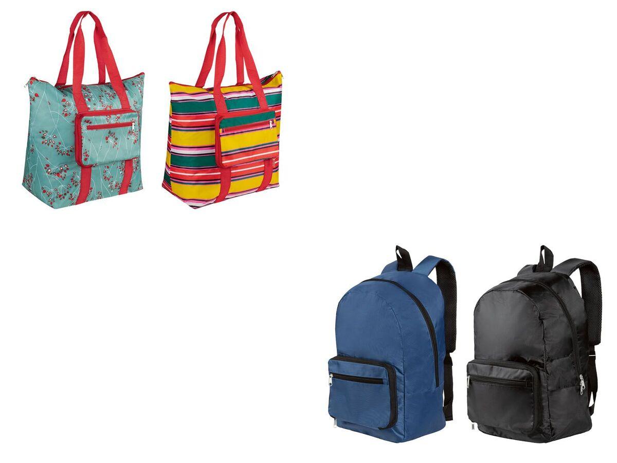 Bild 1 von TOPMOVE® Reisetasche/Rucksack, mit 2 Außentaschen