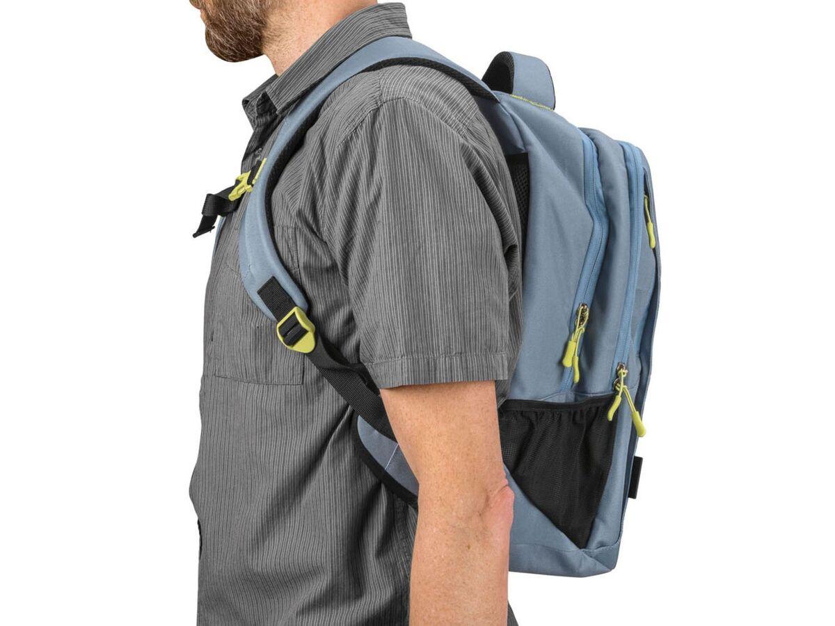 Bild 3 von TOPMOVE® Laptoprucksack, mit Polster-Schultergurten