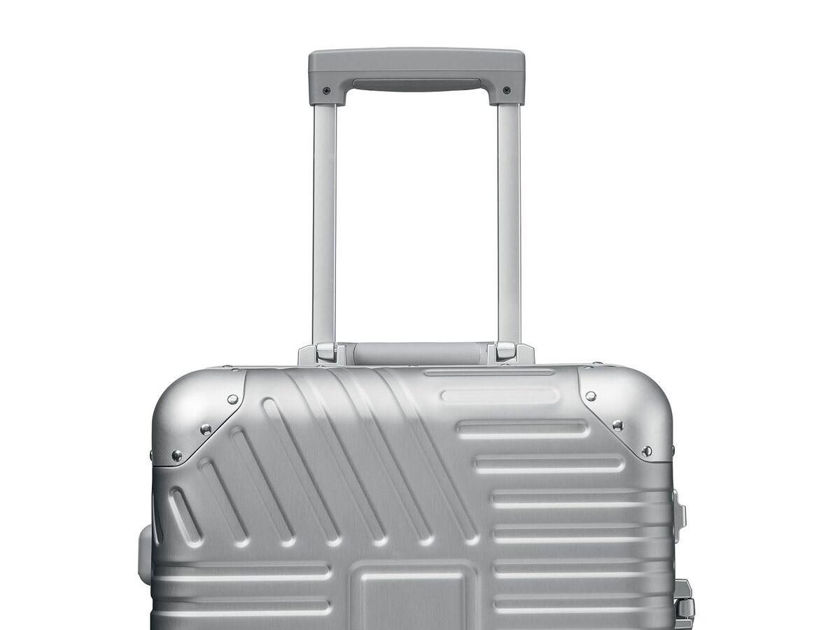 Bild 2 von TOPMOVE® Aluminium Koffer 32L, silber