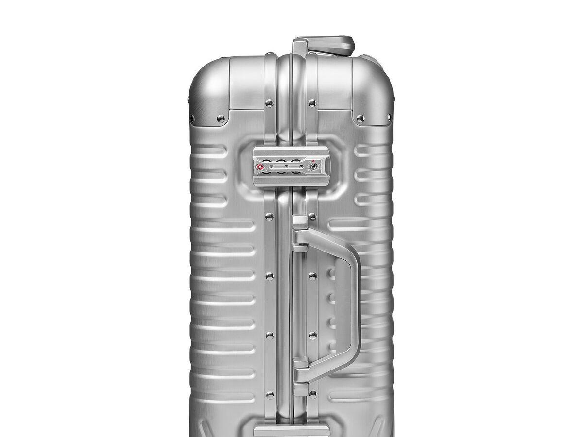Bild 4 von TOPMOVE® Aluminium Koffer 32L, silber