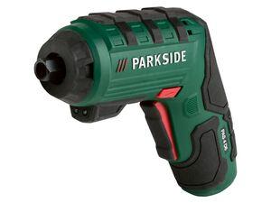 PARKSIDE® Akkuschrauber »PAS 4 D6«, LED-Arbeitsleuchten