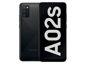 Galaxy A02s »A025G«, 6,5 Zoll Infinity-V Display