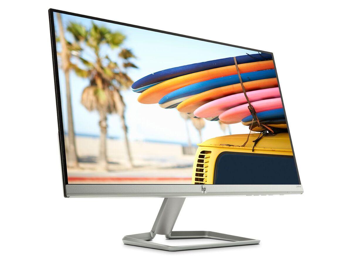 Bild 3 von HP Monitor 24fw mit Audio 24 Zoll