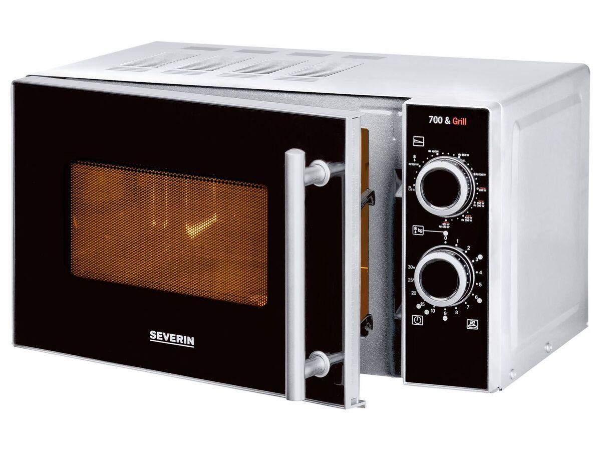 Bild 3 von SEVERIN Mikrowelle »MW 7875-400«, mit Mikrowellenhaube