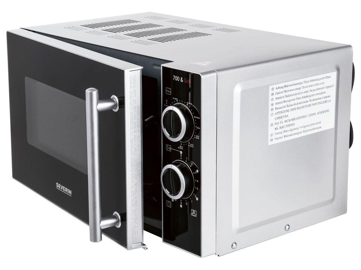 Bild 4 von SEVERIN Mikrowelle »MW 7875-400«, mit Mikrowellenhaube