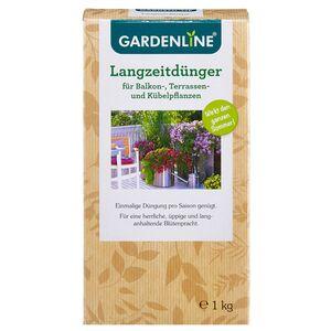 GARDENLINE®  Langzeitdünger 1 kg