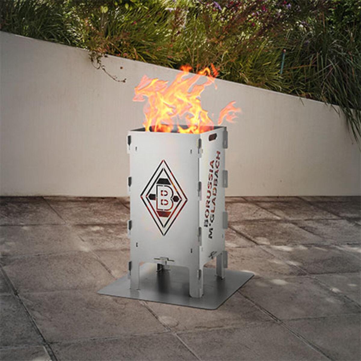 Bild 1 von Fußball-Feuersäule Borussia M'Gladbach1