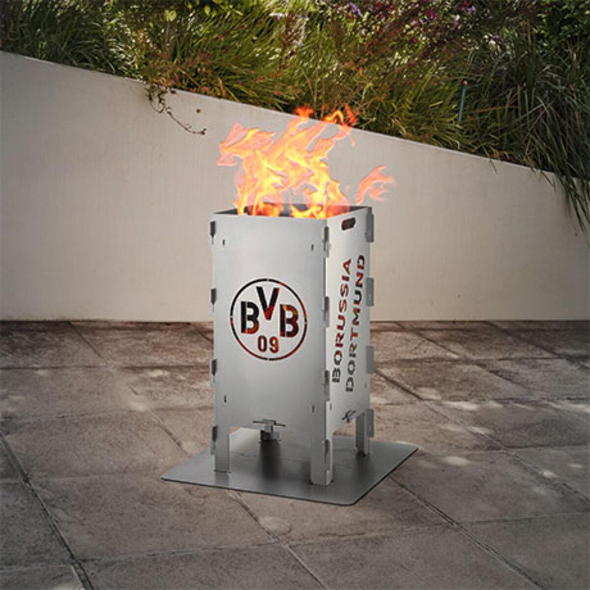 Bild 1 von Fußball-Feuersäule BVB1