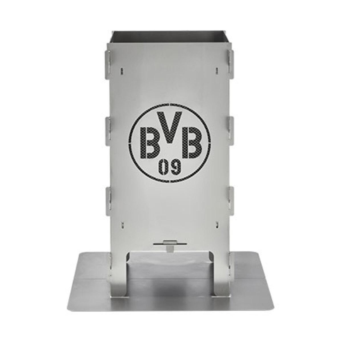 Bild 3 von Fußball-Feuersäule BVB1