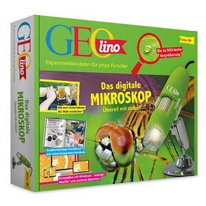 GEOlino: Das digitale Mikroskop