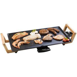 Bestron Teppanyaki Grillplatte ABP602BB im Asia Design