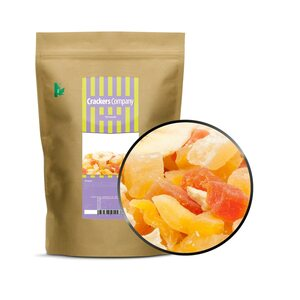 CrackersCompany - SPA Fruity Mix - Exotische Fruchtmischung - ZIP Beutel 450g