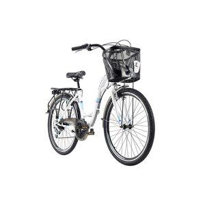KS Cycling Damenfahrrad 26 Zoll Geroni, Größe: 44, Weiß