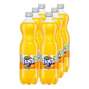 Fanta Orange 1,25 Liter, 6er Pack