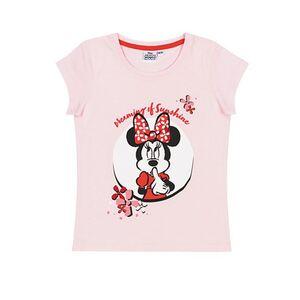 Kinder Lizenz T-Shirt Minnie Mouse - Gr. 98/104