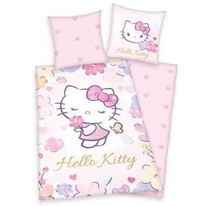 Lizenz Bettwäsche Hello Kitty