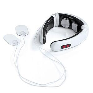 MAXXMEE Nacken-Massagegerät EMS 3V weiß/schwarz
