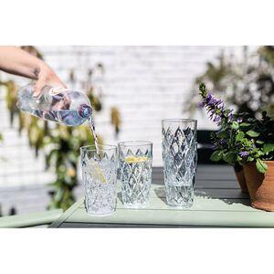 CRYSTAL Gläserset, 4-er Set, in der Farbe crystal clear