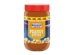 McEnnedy Peanut Butter XXL