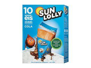 Sun Lolly Wassereis