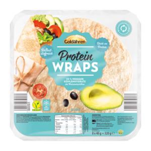GOLDÄHREN     Protein Wraps